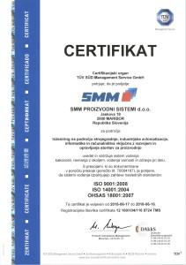 QS certifikat